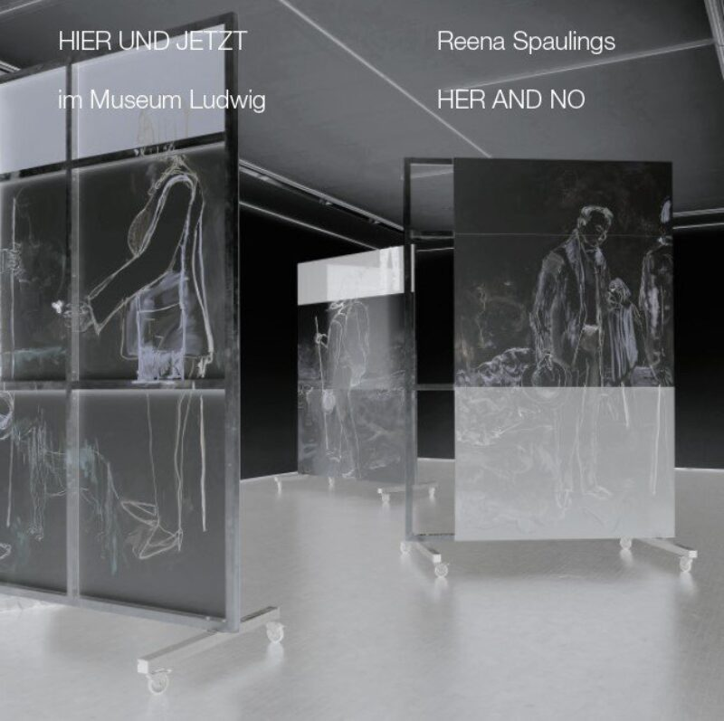 Image of Reena Spaulings: HER AND NO