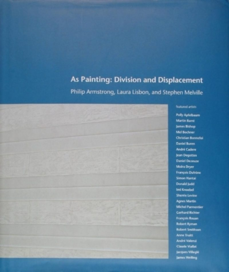 Image of As Painting: Division and Displacement