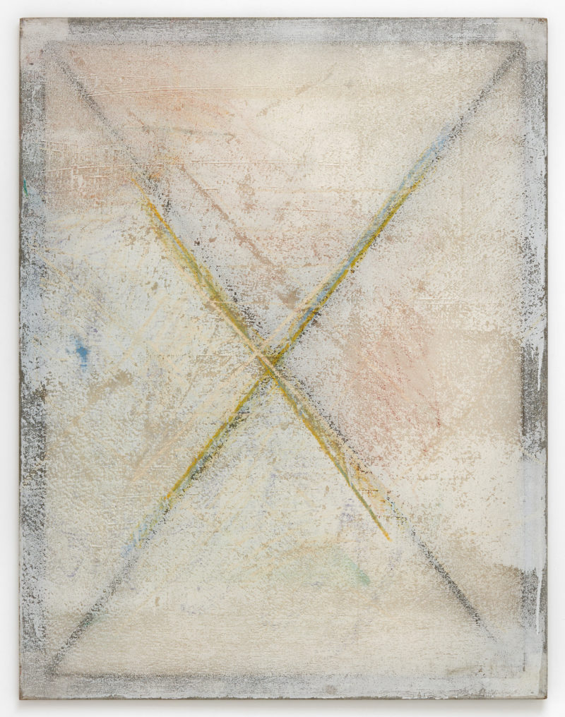 Painting by Christian Bonnefoi in Acrylic on tartalan canvas, metal stretcher