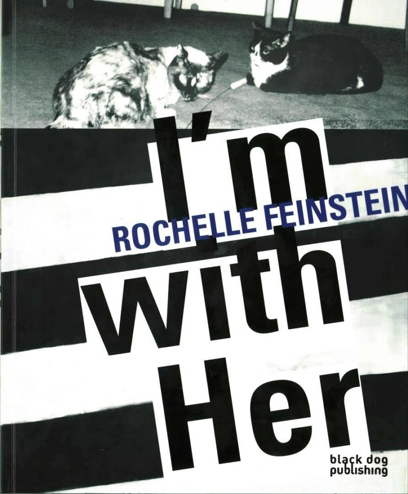 Image of Rochelle Feinstein: I'm with her