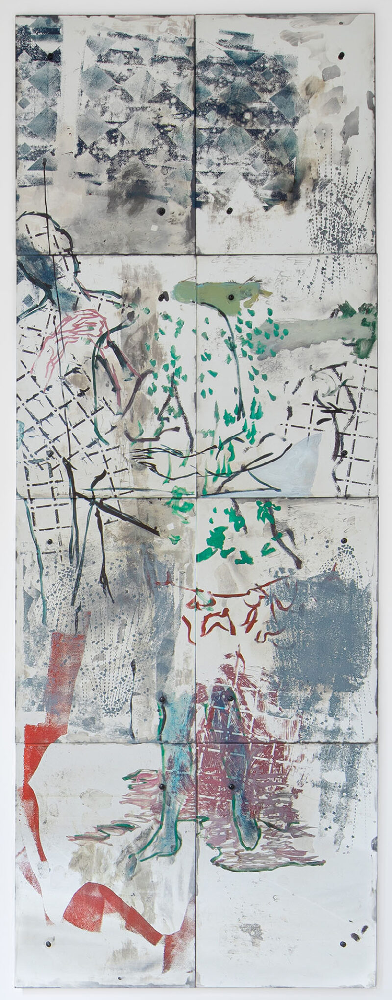 Image of Elision by Nick Mauss