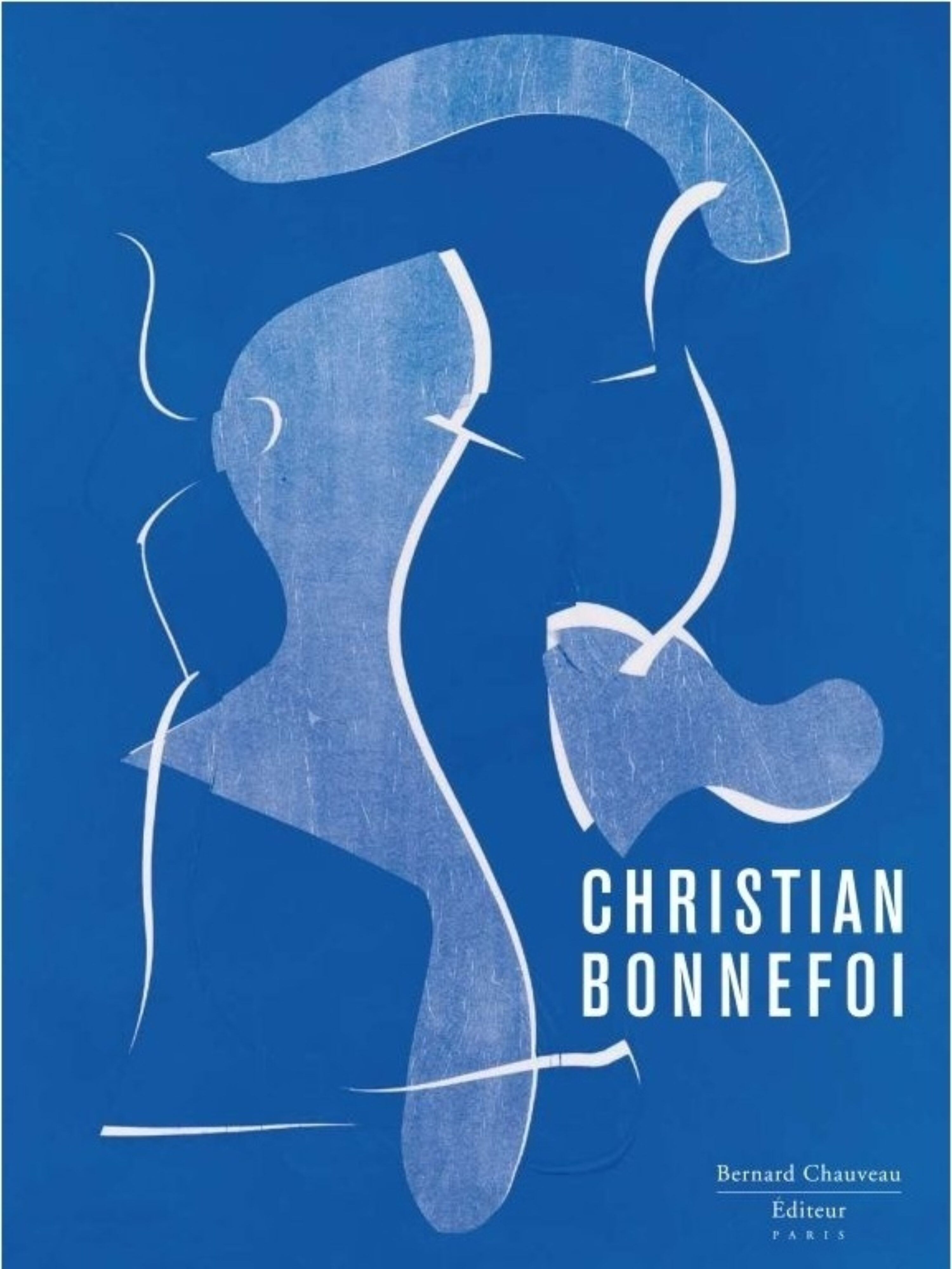 Image of the front cover of Christian Bonnefoi