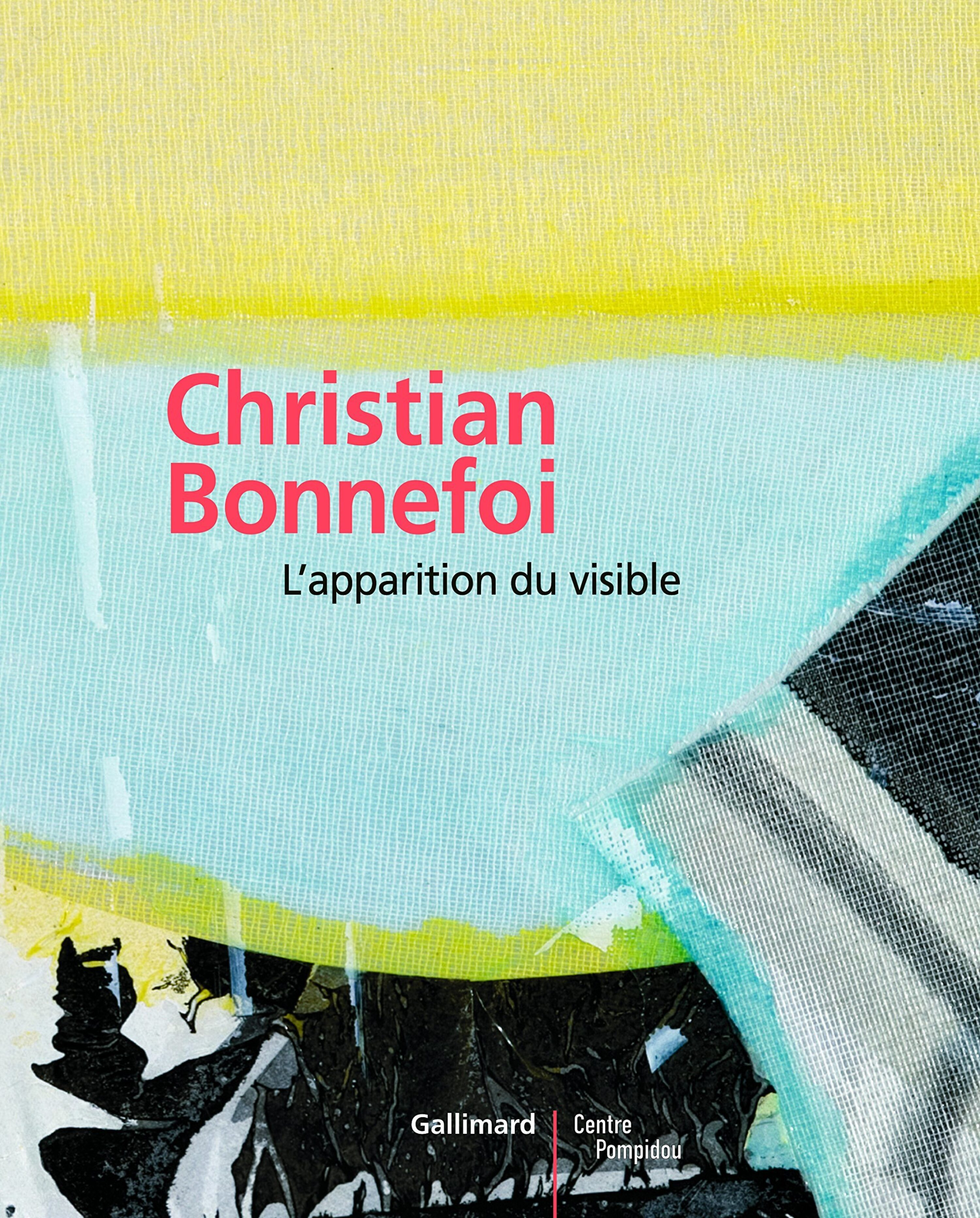 Image of the front cover of L'apparition du visible