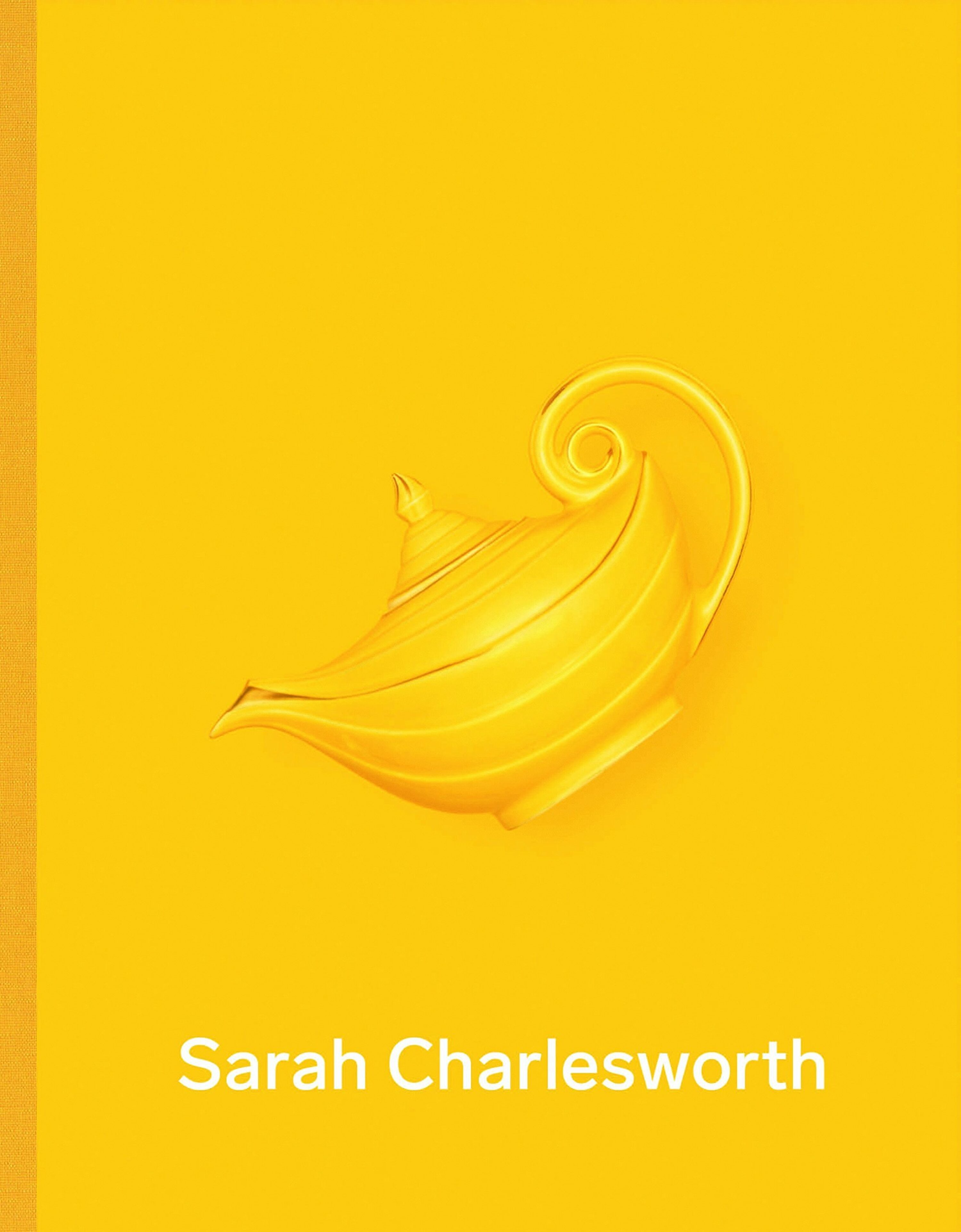 Image of the front cover of Sarah Charlesworth