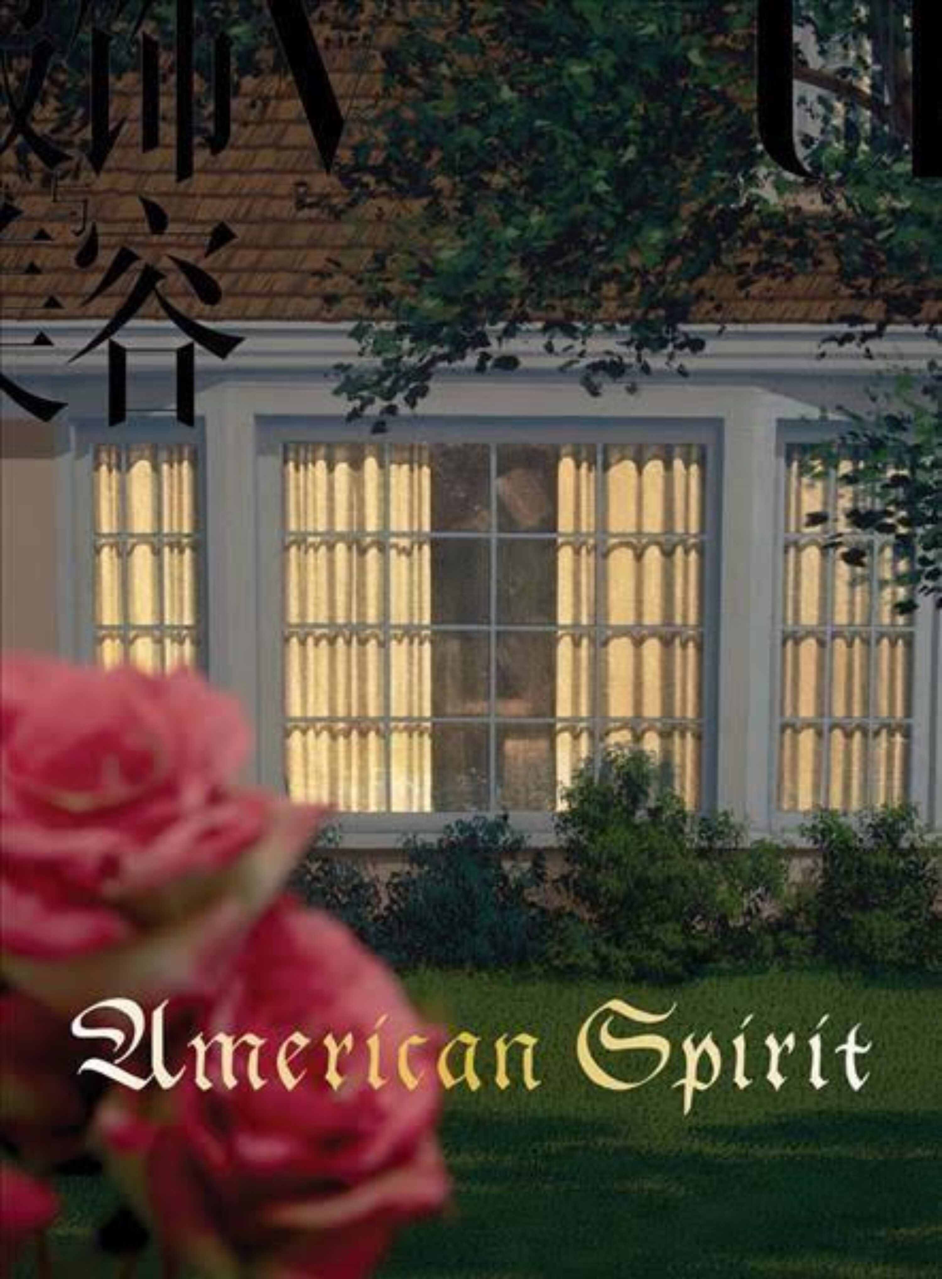 Image of the front cover of American Spirit