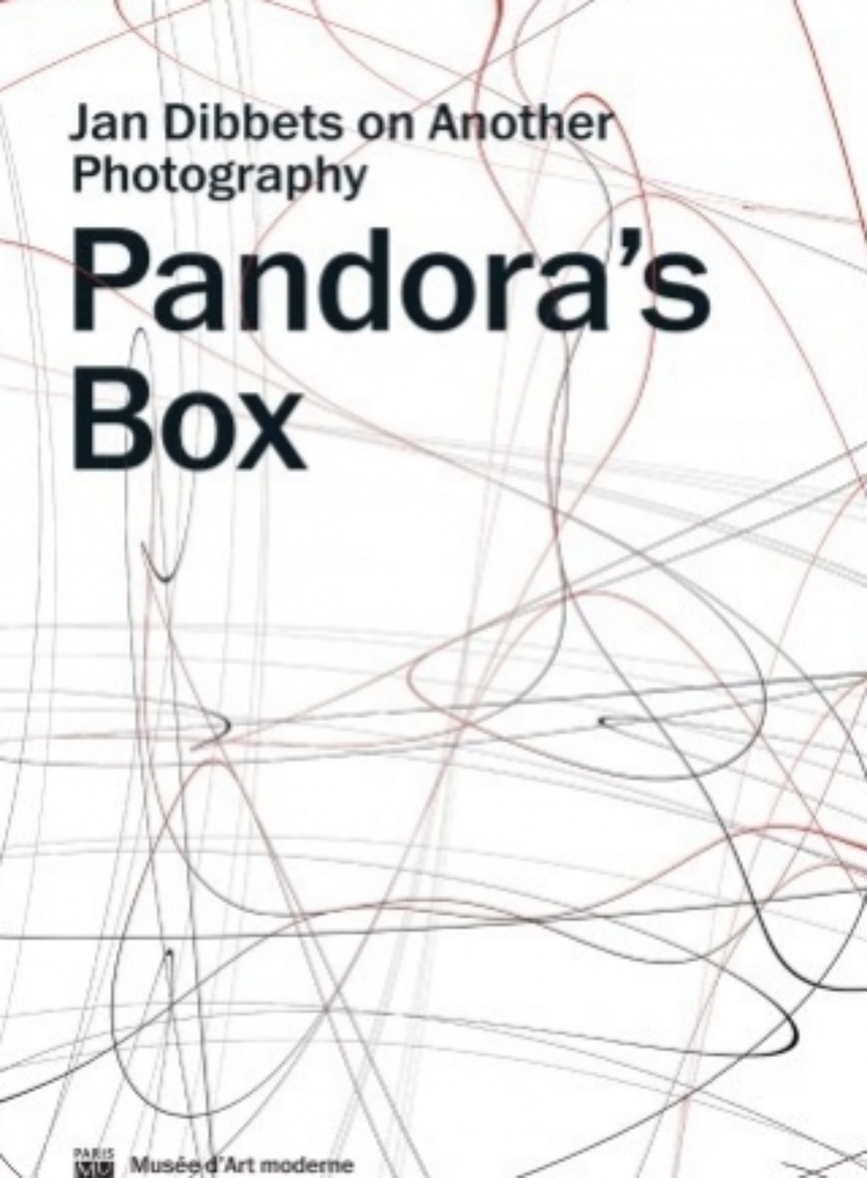 Image of the front cover of Pandora's box